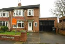 3 bed semi detached property for sale in Portland Gardens...