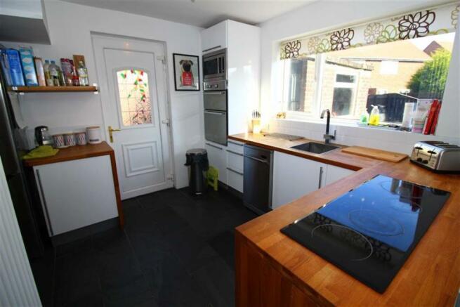 Dining Area/Kitchen
