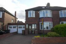 semi detached home in The Broadway, Tynemouth
