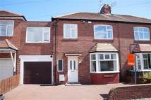 semi detached home for sale in Lambley Avenue, Tynemouth