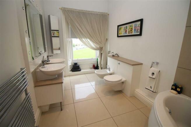 Bathroom (second flo