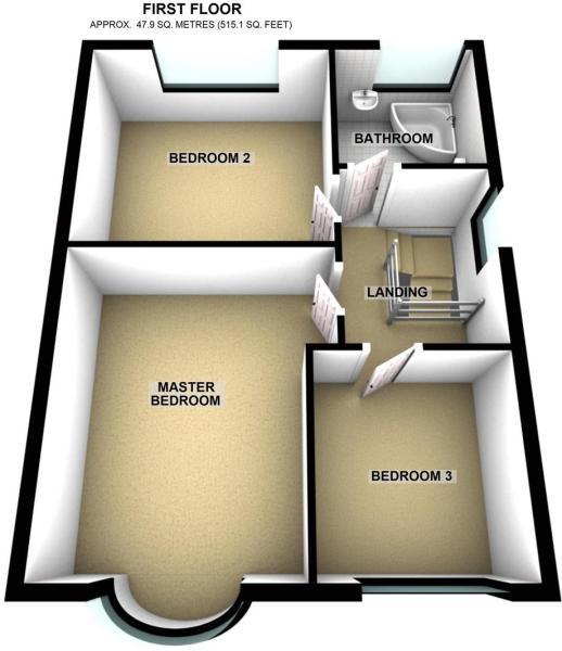 92 Shftesbury Crescent - Floor 1.JPG