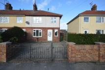 3 bed semi detached house in Milner Road, Bridlington...