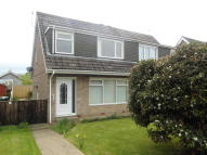 3 bed semi detached property in Rosewood Walk...