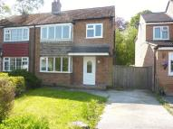semi detached home to rent in Wayside Drive, Poynton...