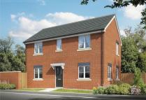 3 bed new property for sale in The Ashdown, Brook Close...