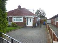 Semi-Detached Bungalow in Sherwood Road, Dane Bank...
