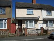 2 bedroom semi detached property in Underwood Road, Rothwell...