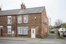 End of Terrace house for sale in Long Street, EASINGWOLD...