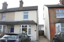 2 bedroom home in Emlyn Road, Earlswood...