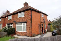3 bed semi detached property in Cyprus Avenue, Beeston...