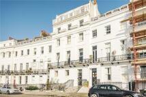 Lewes Crescent Apartment to rent