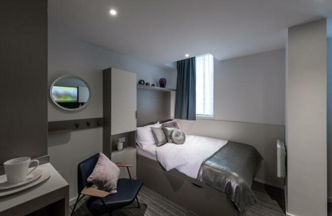 studio flat to rent in bothwell street edinburgh eh7 eh7. Black Bedroom Furniture Sets. Home Design Ideas