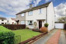 semi detached property for sale in 2 Muirfield Crescent...