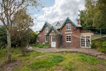 Detached house in Duns Road, Coldstream...