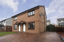 semi detached home for sale in 44 Oronsay Crescent...