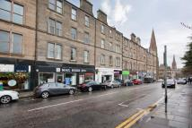 Flat in 42/1f2 Morningside Road...