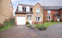 4 bed Detached home in 37 Badger Park, Broxburn...
