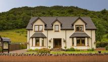5 bedroom Detached house in Glengyle, Nevis Bridge, ...
