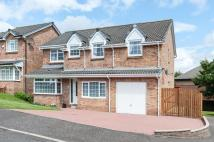 6 bedroom Detached house in Crannog Way, Kilwinning...