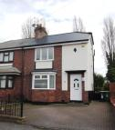 2 bedroom semi detached home to rent in Sandwell Avenue...