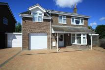 Detached house in Kennedy Close, Dereham