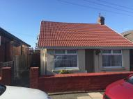 Detached Bungalow to rent in Harcourt Road, Blackpool...