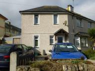 semi detached property for sale in Coombe Road, Penzance...
