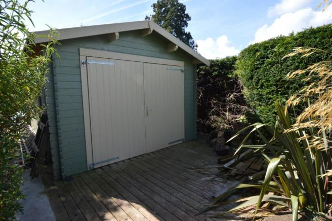 Timber Store/Shed