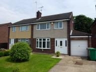 3 bed semi detached house to rent in The Downs, Silverdale...
