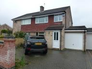 3 bedroom semi detached property to rent in Apollo Drive, Bulwell...