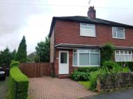 semi detached home in Norbett Road, Arnold...
