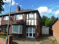 semi detached home in Worcester Road...