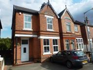 3 bed semi detached home in Balmoral Road, Colwick...