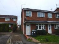 3 bedroom semi detached property to rent in Polperro Way, Hucknall...