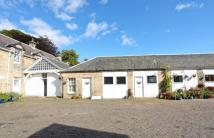 Terraced home for sale in Balbirnie Craft Centre...