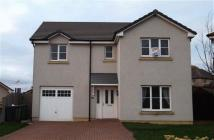 4 bed Detached property in Bruce Road, Crossgates...