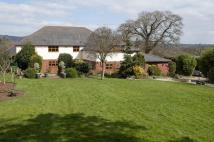 Detached property for sale in Bishops Lydeard, TA4