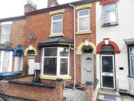 Terraced property to rent in Abbey Street, RUGBY