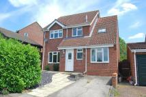 4 bedroom Detached home in Tiberius Close...