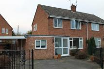 semi detached home for sale in St John's Crescent...