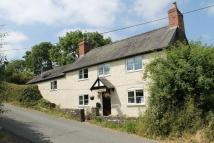 Detached home in Church Bank, Clun...