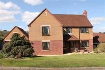 4 bed Detached home for sale in Maes Offa, Norton...
