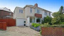 Burnbank Avenue semi detached house for sale