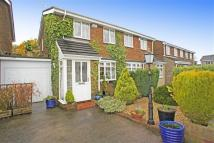 semi detached house in Chipchase Court...