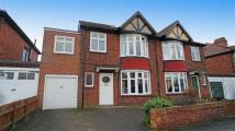 5 bedroom semi detached house in Oakland Road, Monkseaton