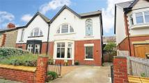 semi detached home in Evesham Avenue...