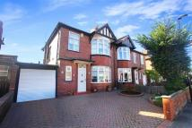 semi detached home in The Drive, Tynemouth