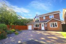 Detached house for sale in Muirfield, Whitley Bay...