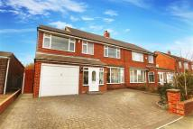 semi detached property in Regents Drive, Tynemouth